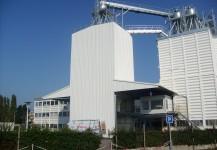 Magasins à grain – silos